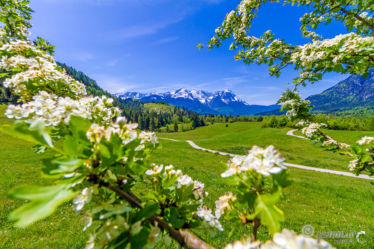 Photograph Garmisch-Partenkirchen by Marc A. Hohenleitner on 500px