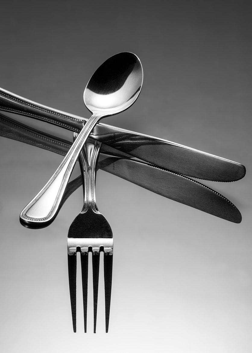 Photograph SILVERWARE by Jordan Browne on 500px