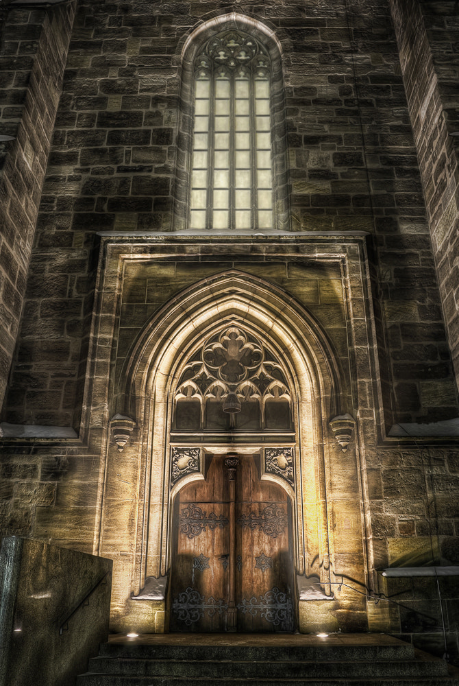 Photograph The Door by Markus Reugels on 500px