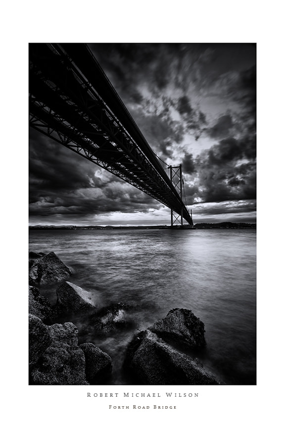 Photograph Forth Bridge Scotland by Robert Michael Wilson on 500px