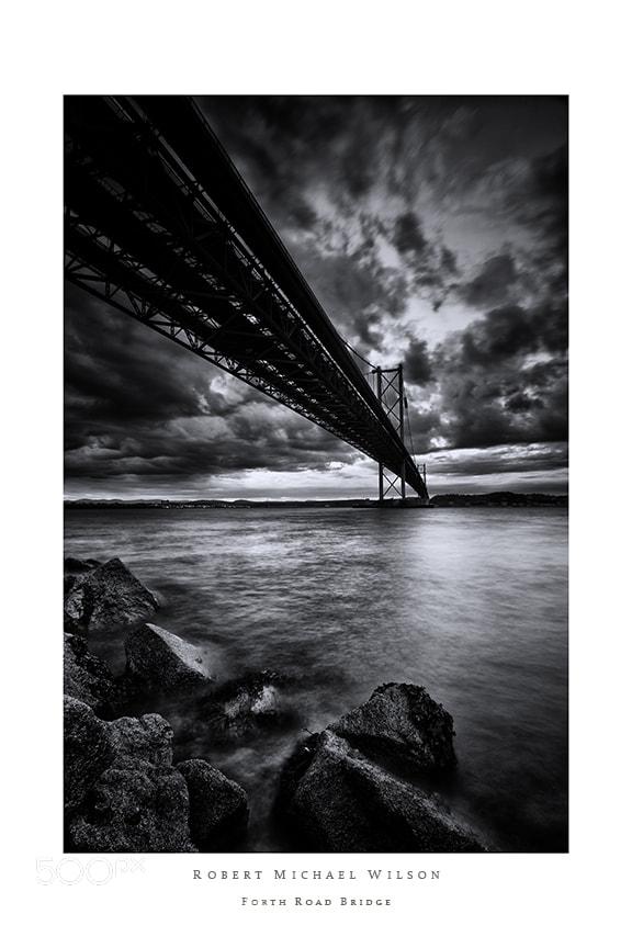 Photograph Forth Bridge Scotland by Robert Michael Wilson on 500px