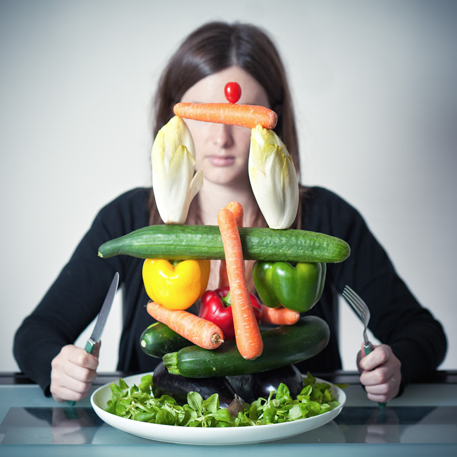 Photograph balanced eating by Olivier Gounot on 500px