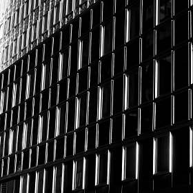 Your basic b/w building 'angles' shot.