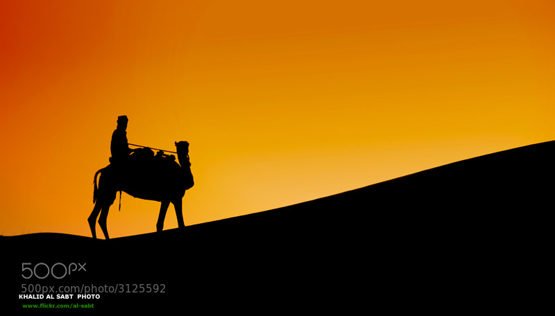 Photograph traveler by KHALID ALSABT on 500px