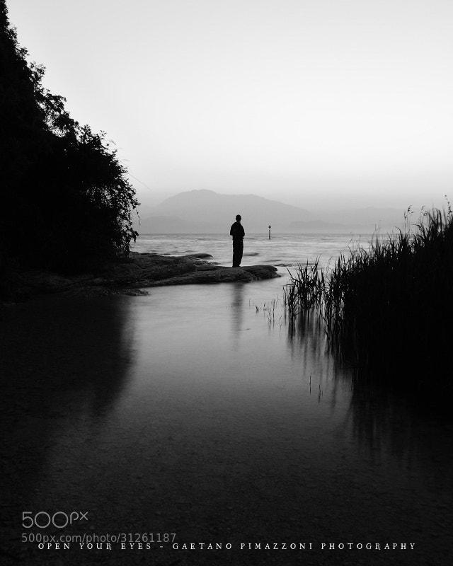Photograph Just a man by Gaetano Pimazzoni on 500px