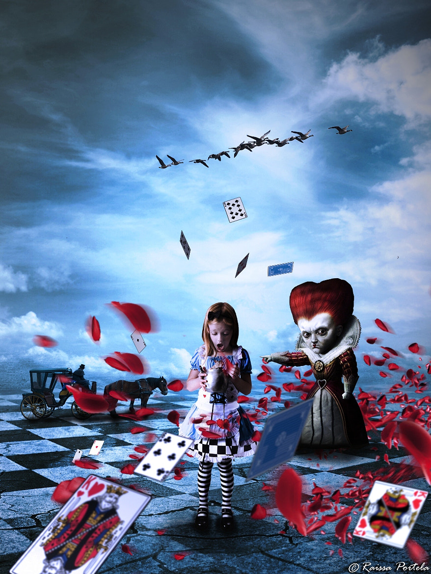 Photograph Alice and Queen  by Raissa Scholz Portela on 500px