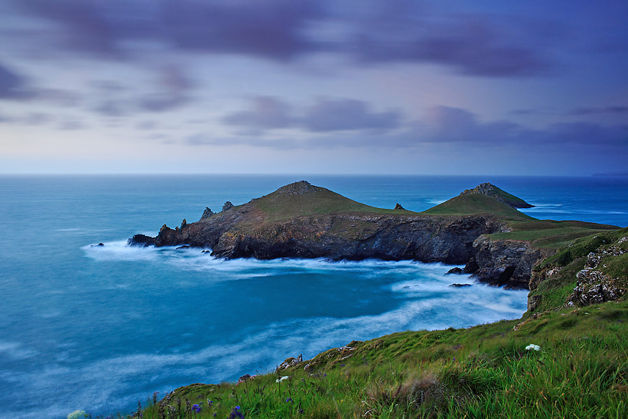 Dusk at Rumps Point