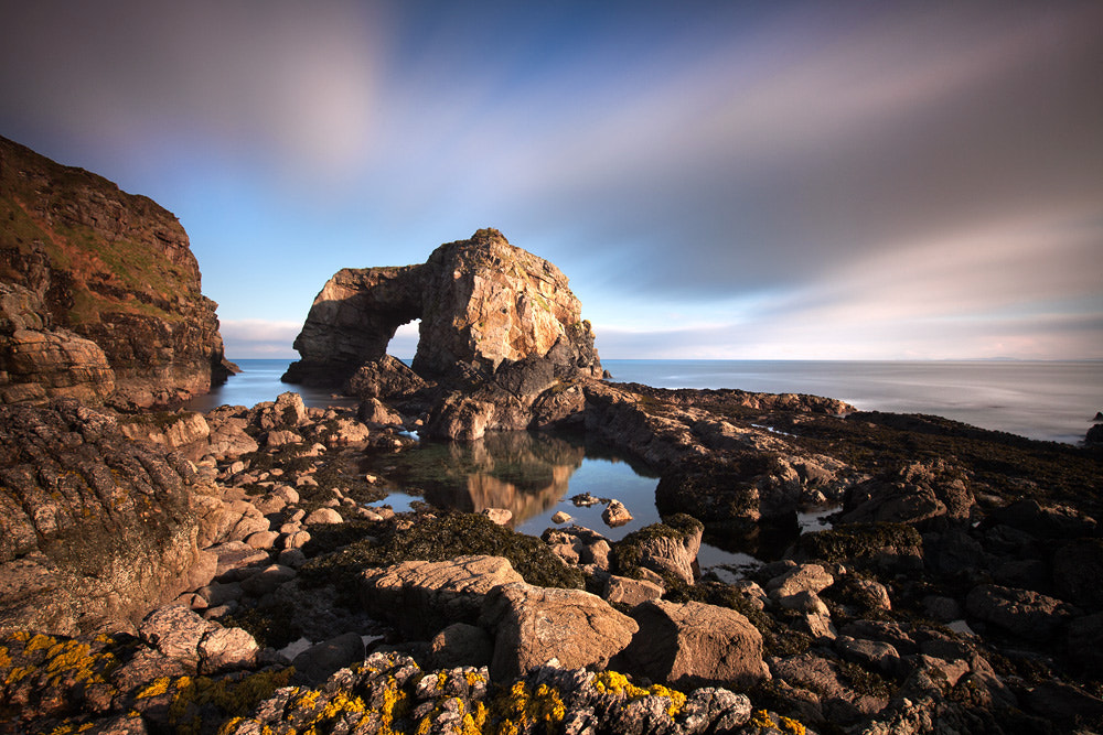 Photograph Great Pollet Arch by Stephen Emerson on 500px