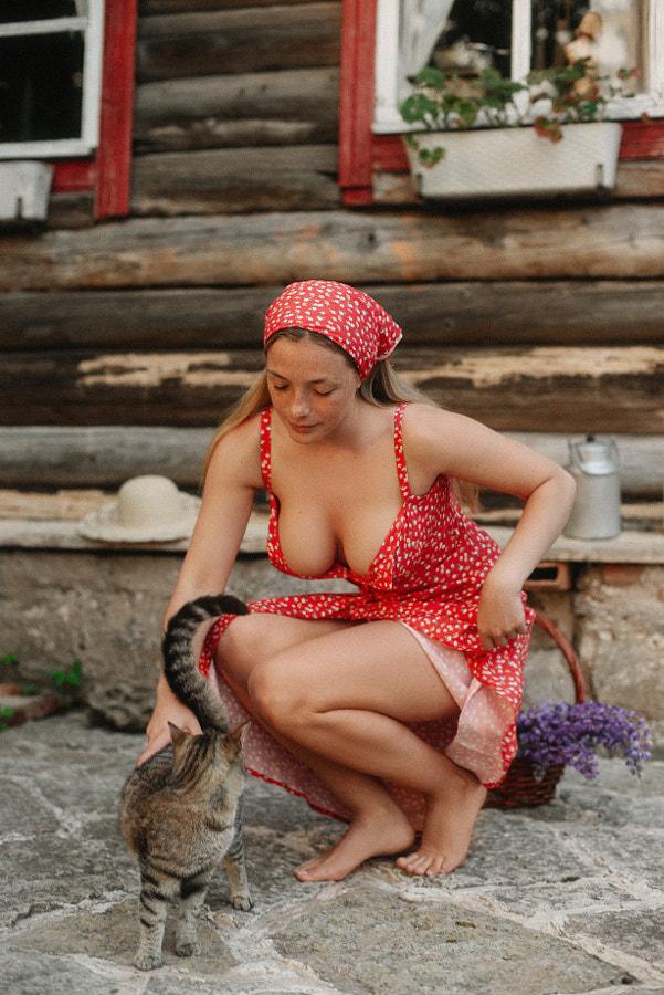 Olga by Tatiana Mertsalova