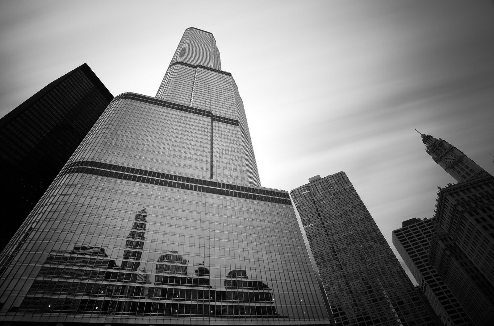 Photograph Downtown Chicago by Ed Graham on 500px