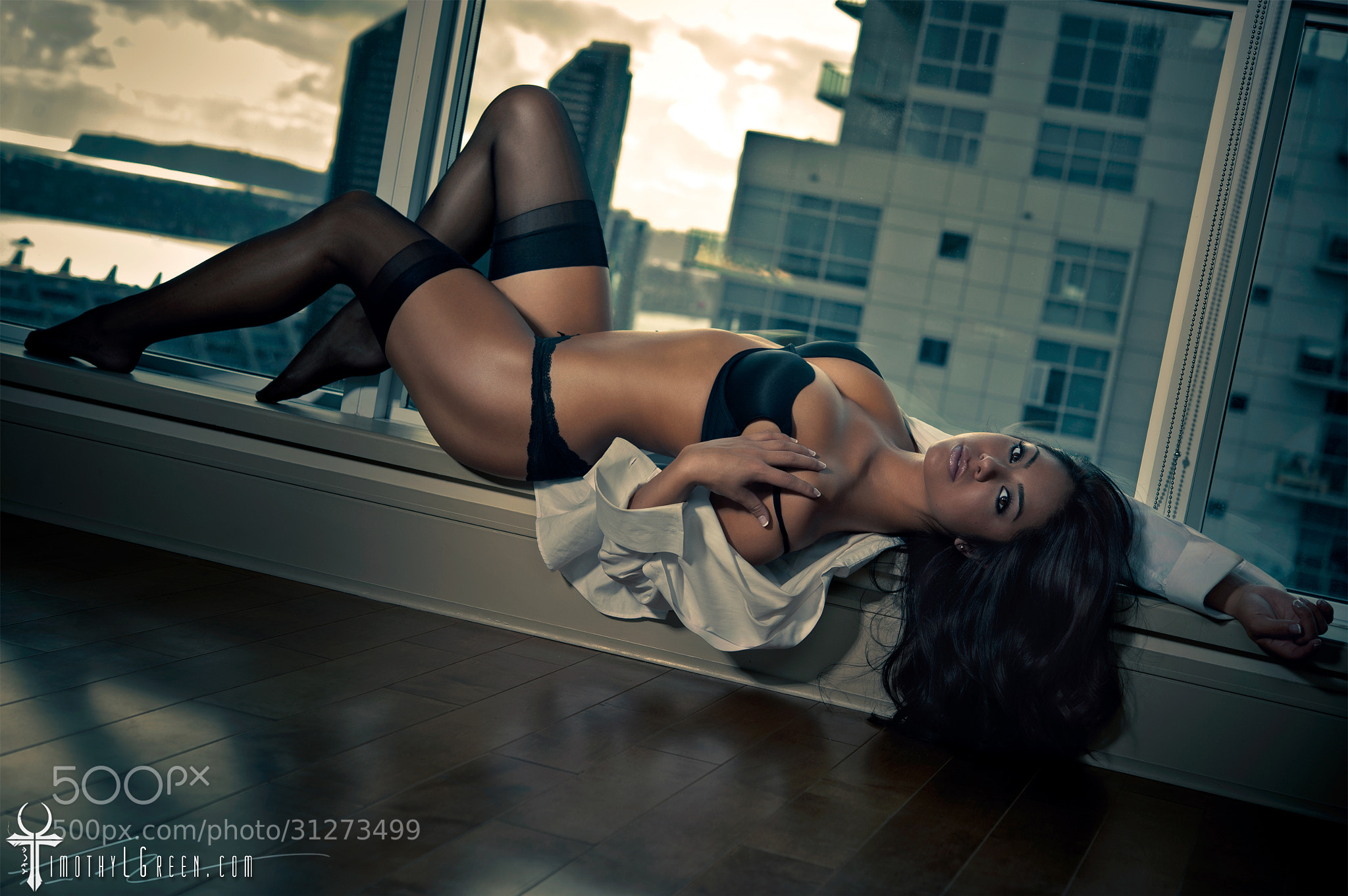 Photograph In The Penthouse by Timothy Green on 500px