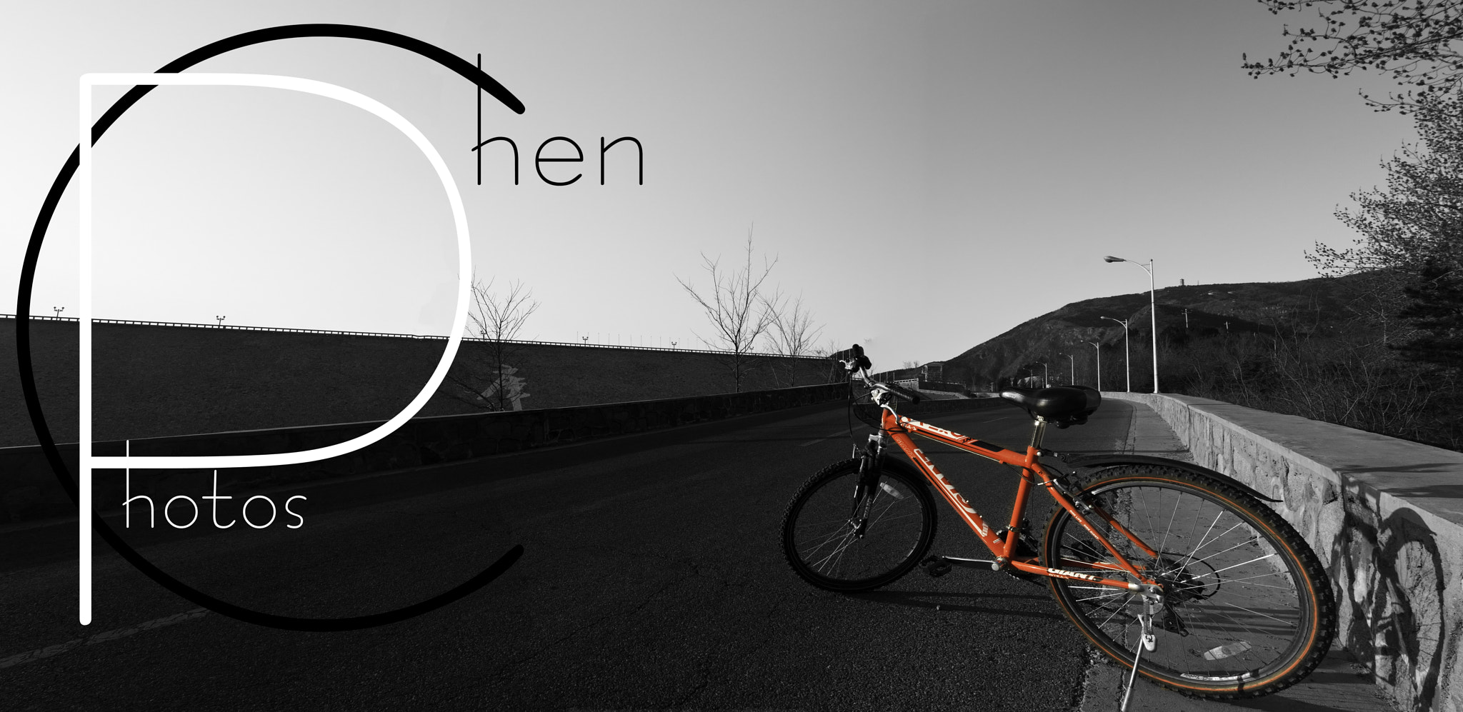 Photograph Bike the world up by Evan Chen on 500px