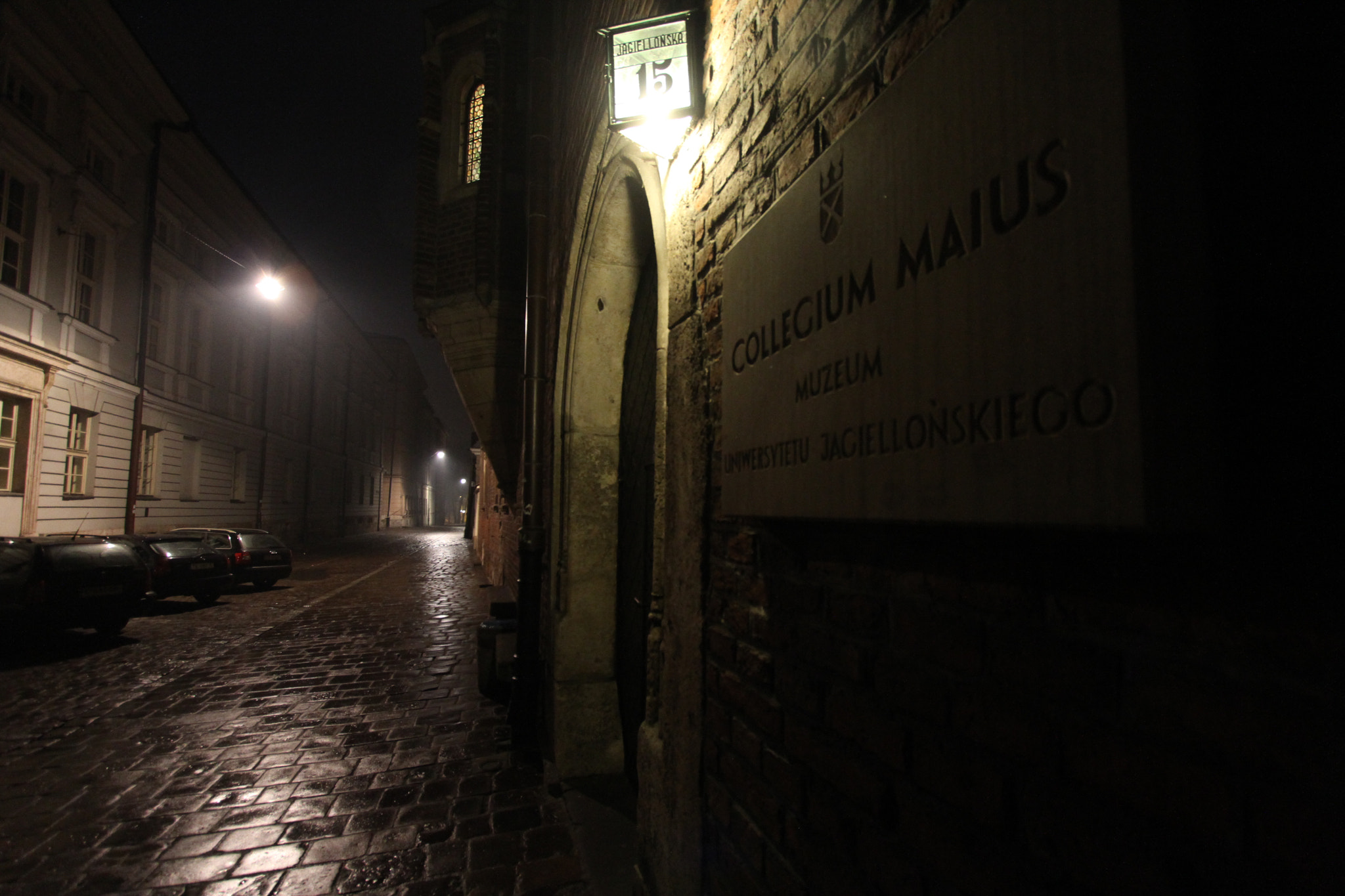 Photograph Krakow by night by Tom Rogula on 500px