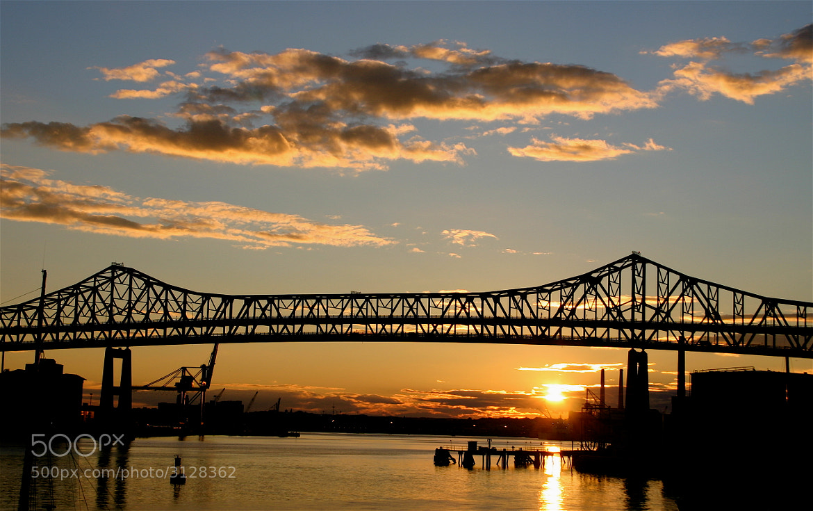 Photograph Mystic River Bridge by Rick Macomber on 500px