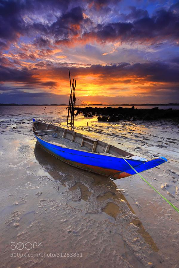 Photograph Indonesia Boat by Danis Suma Wijaya on 500px
