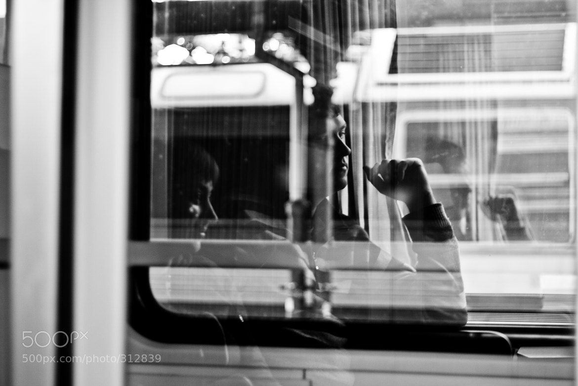 Photograph Train journey by coleopter ! on 500px