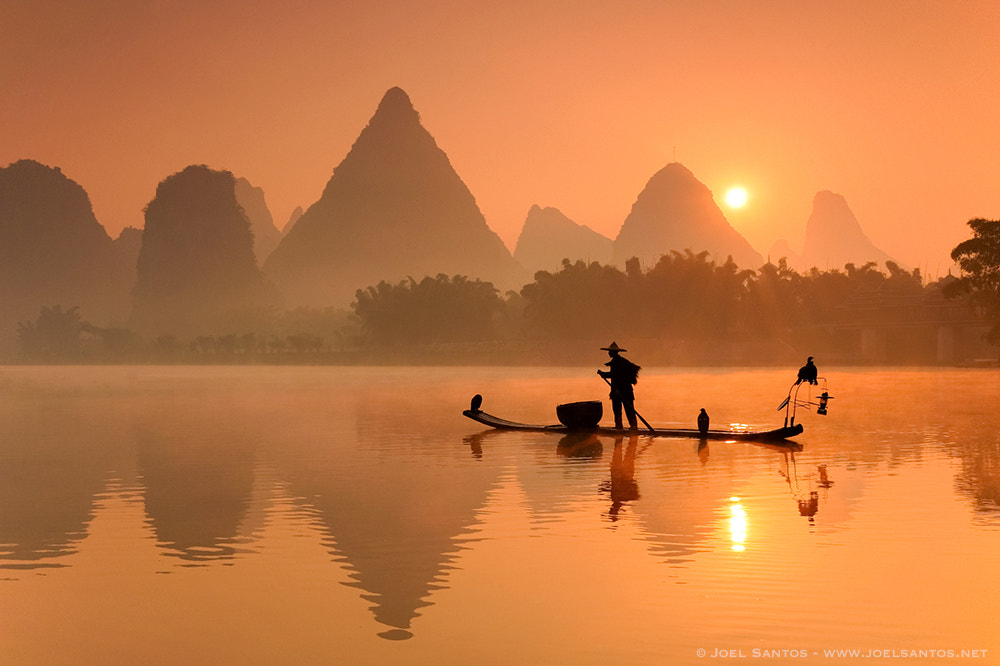 Photograph Unearthly Fisherman by Joel Santos on 500px