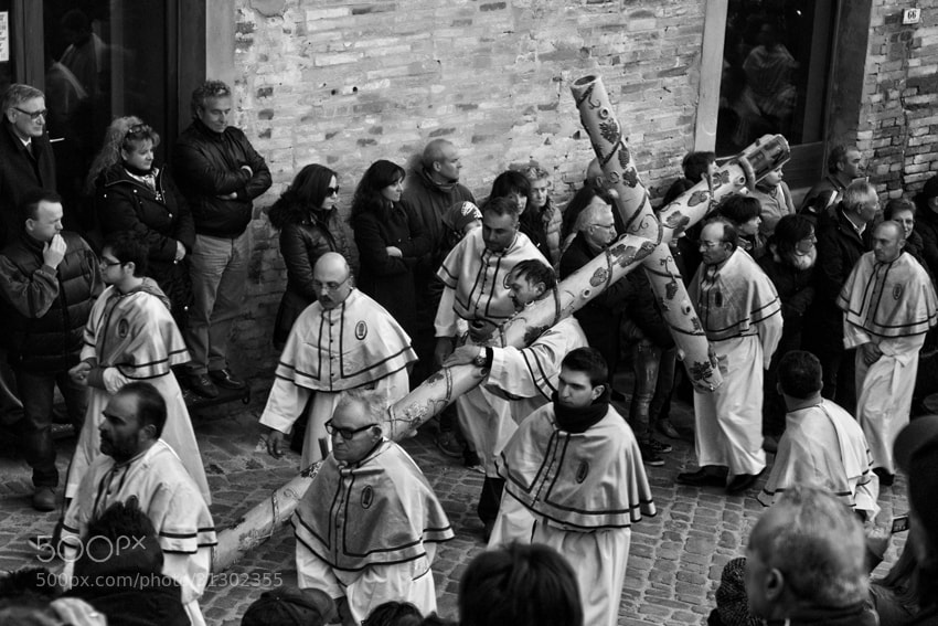 Photograph Bearing The Cross by mario pignotti on 500px