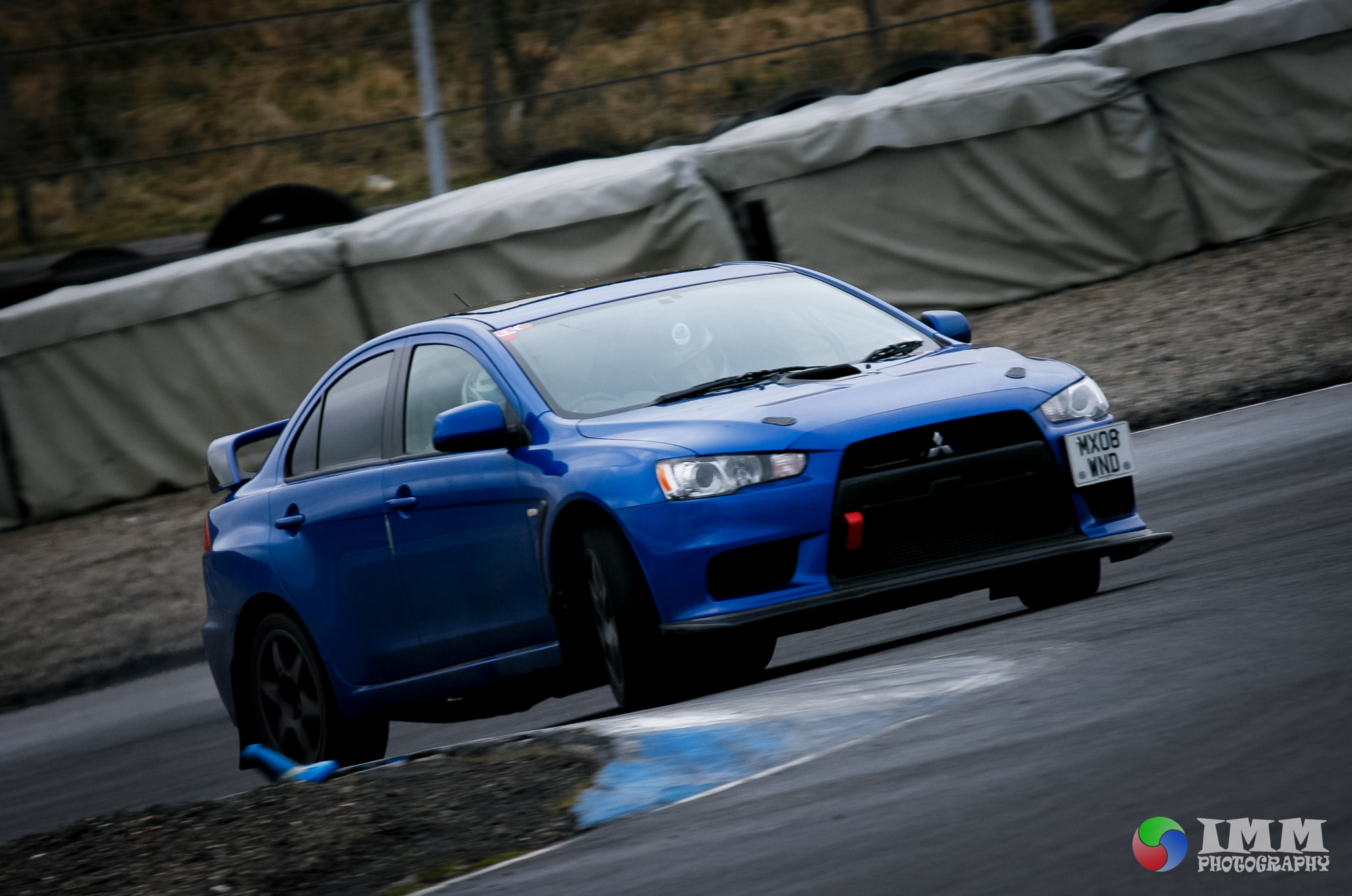 Photograph Evo 10 at KNockhill by Ian  Mégevand on 500px
