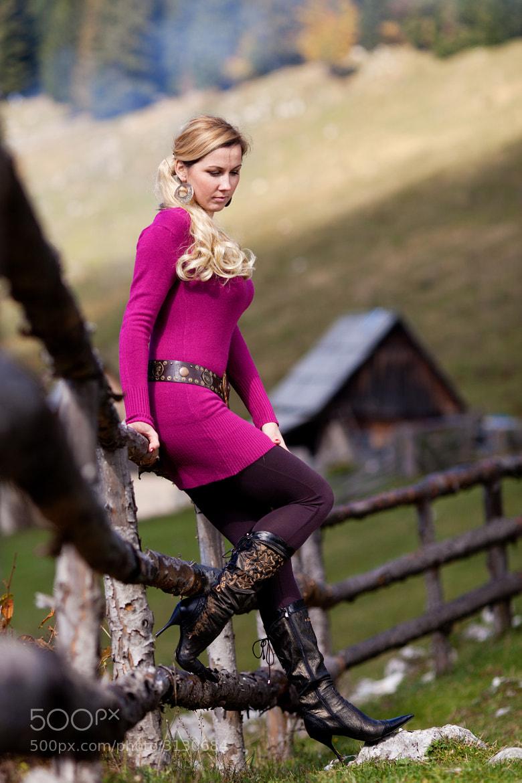 Photograph Janika by Jaka Koren on 500px