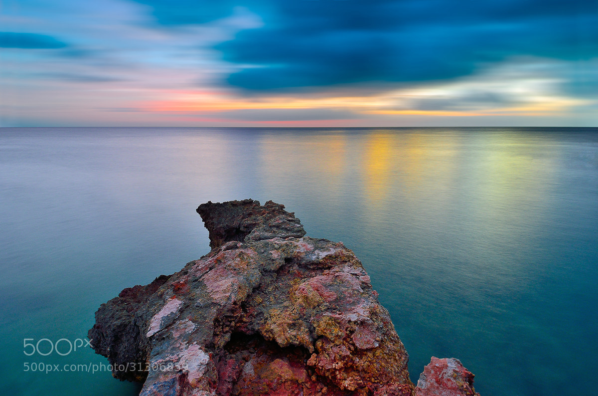 Photograph Lonely Rock II by Almodóvar Photography on 500px