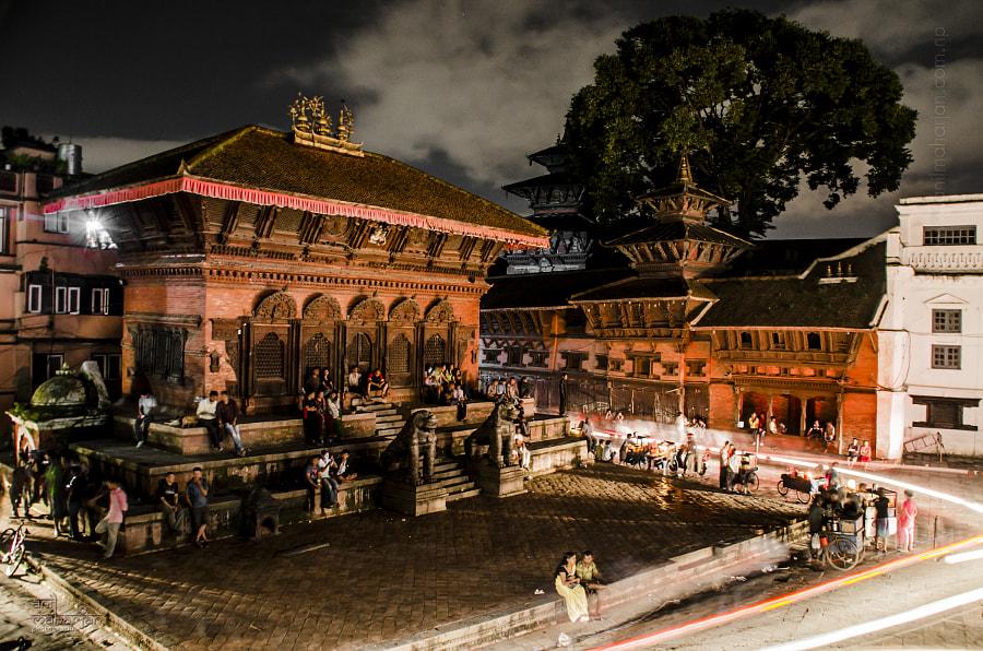 Basantapur Durbar Square by Anil Maharjan / 500px   @500px