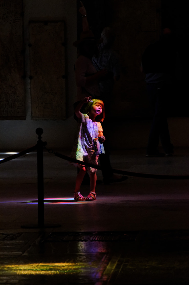 Photograph Child dancing in the light by Karin Oude Sogtoen on 500px