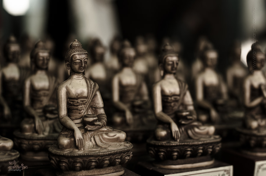 Buddha by Anil Maharjan / 500px   @500px