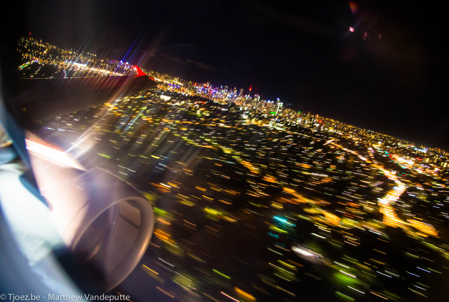 Photograph Arriving in Sydney by Matthew Vandeputte on 500px
