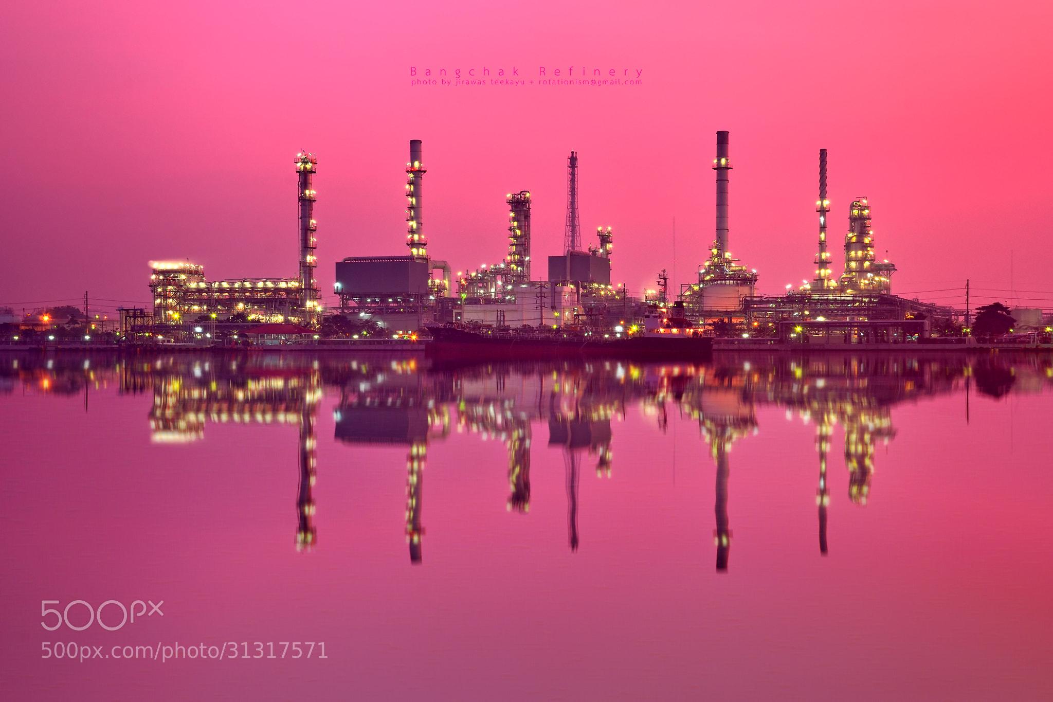 Photograph Pinkfinery by Jirawas Teekayu on 500px