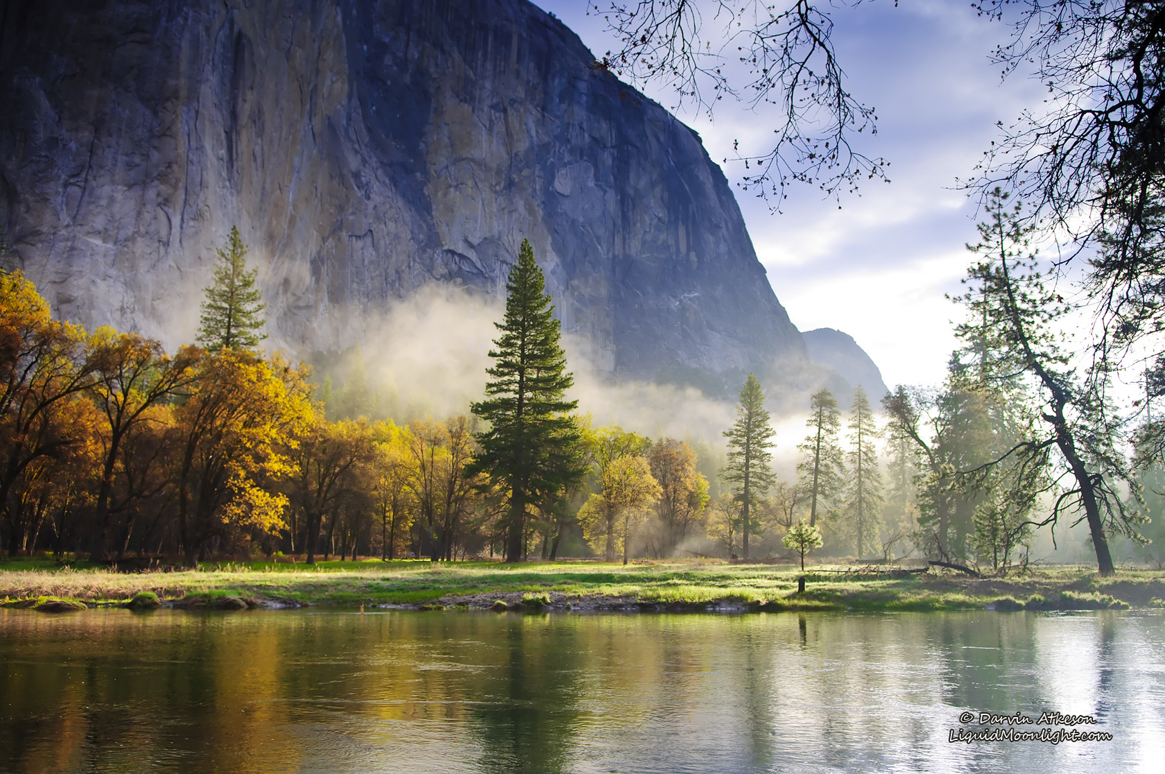 Photograph Mistical Magical Yosemite - Yosemite National Park California by Darvin Atkeson on 500px