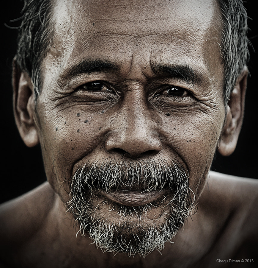 Photograph Little Smile by chegu diman on 500px