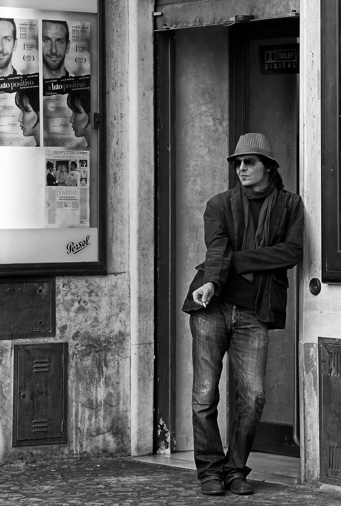 Photograph Gigolo on hold by Giuseppe Grimaldi on 500px