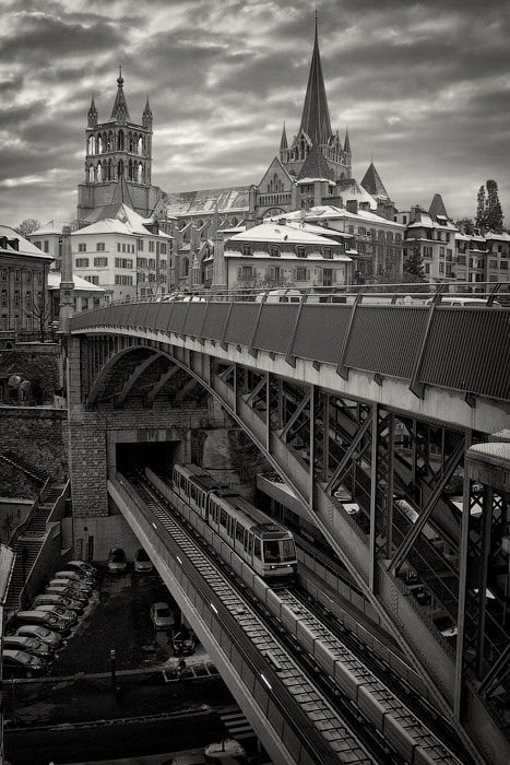 Photograph Subway-castle by Dmitry Shamin on 500px