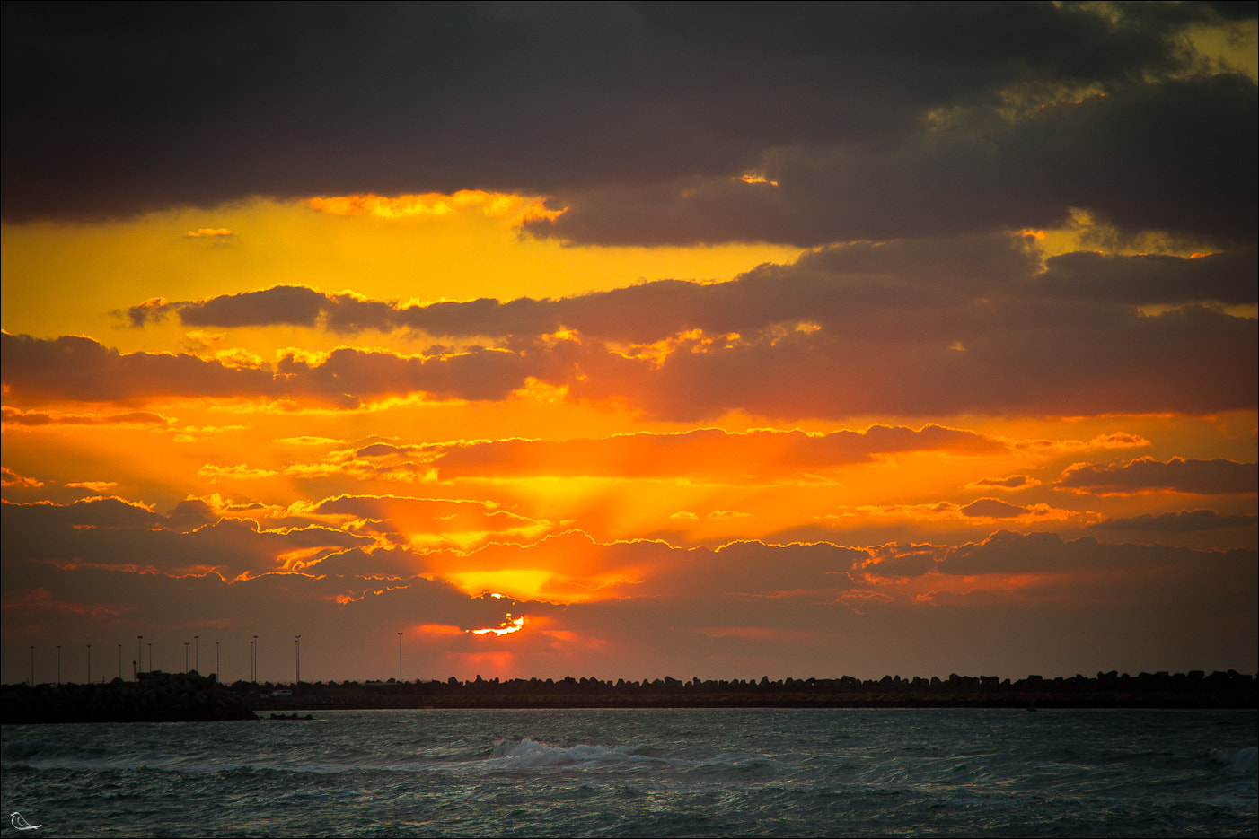 Photograph Sharjah sunset by Alexey Kozlov on 500px