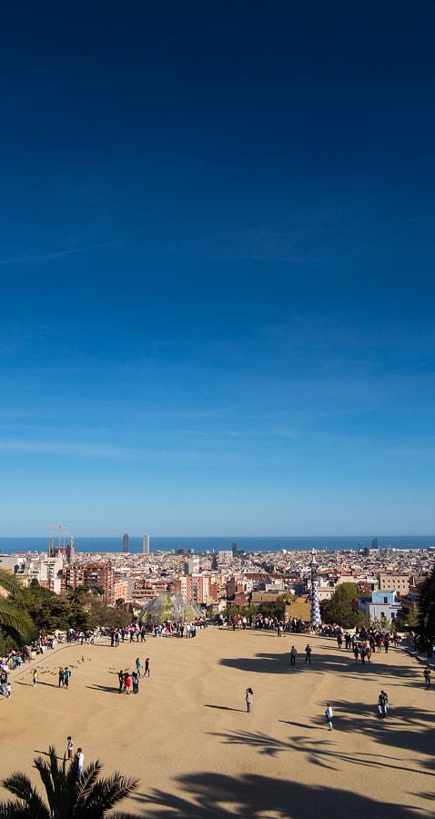 Parc Güell, Barcelona