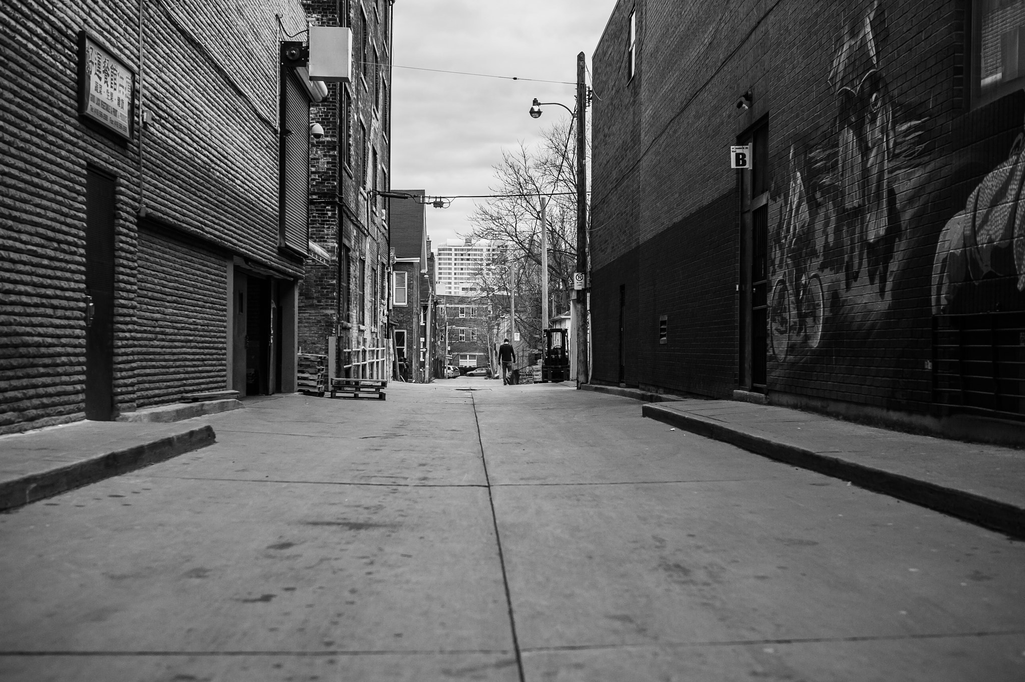 Photograph Toronto Alley *3320 by Mark Shannon on 500px