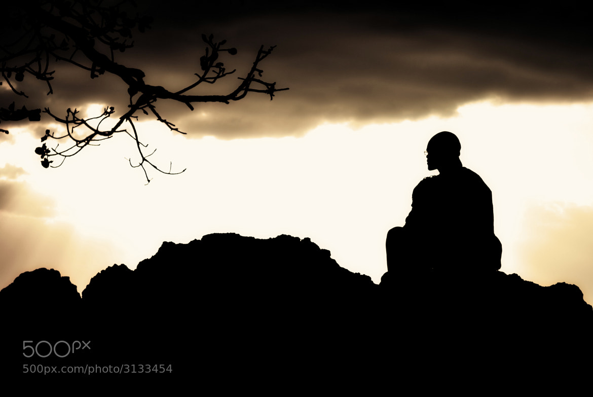 Photograph The Silhouette Engagement by Mwaniki Will on 500px