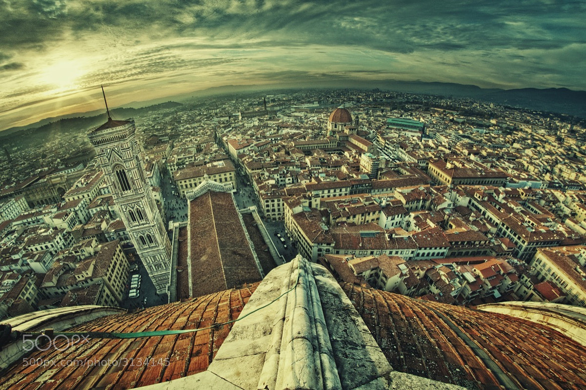 Photograph Florence by Jonas Ginter on 500px