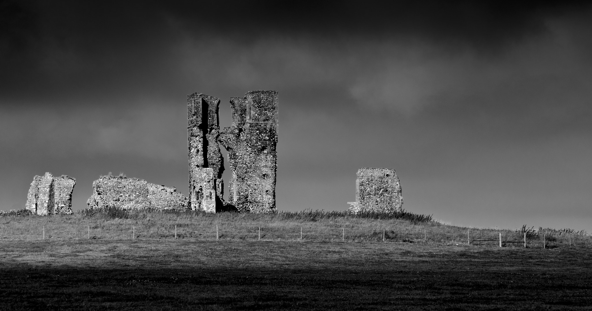 Photograph ruin by Jon B on 500px