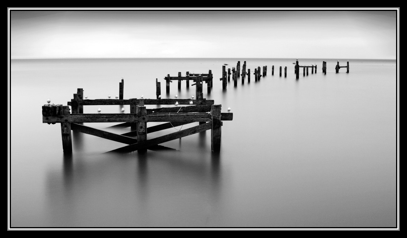 Photograph Swanage Old Pier by Antony Williams on 500px