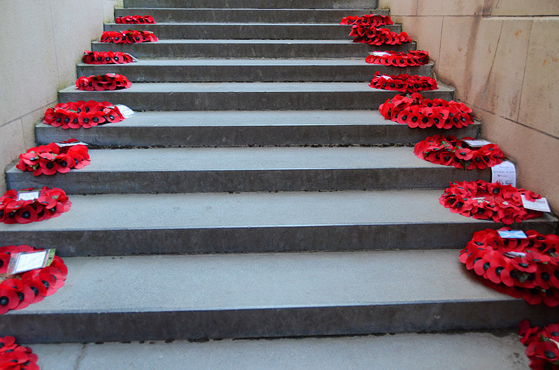 Photograph WHEN WILL IT EVER END? REMEMBERANCE DAY... 11.11.2011 at 11 o'clock by Magda Indigo on 500px