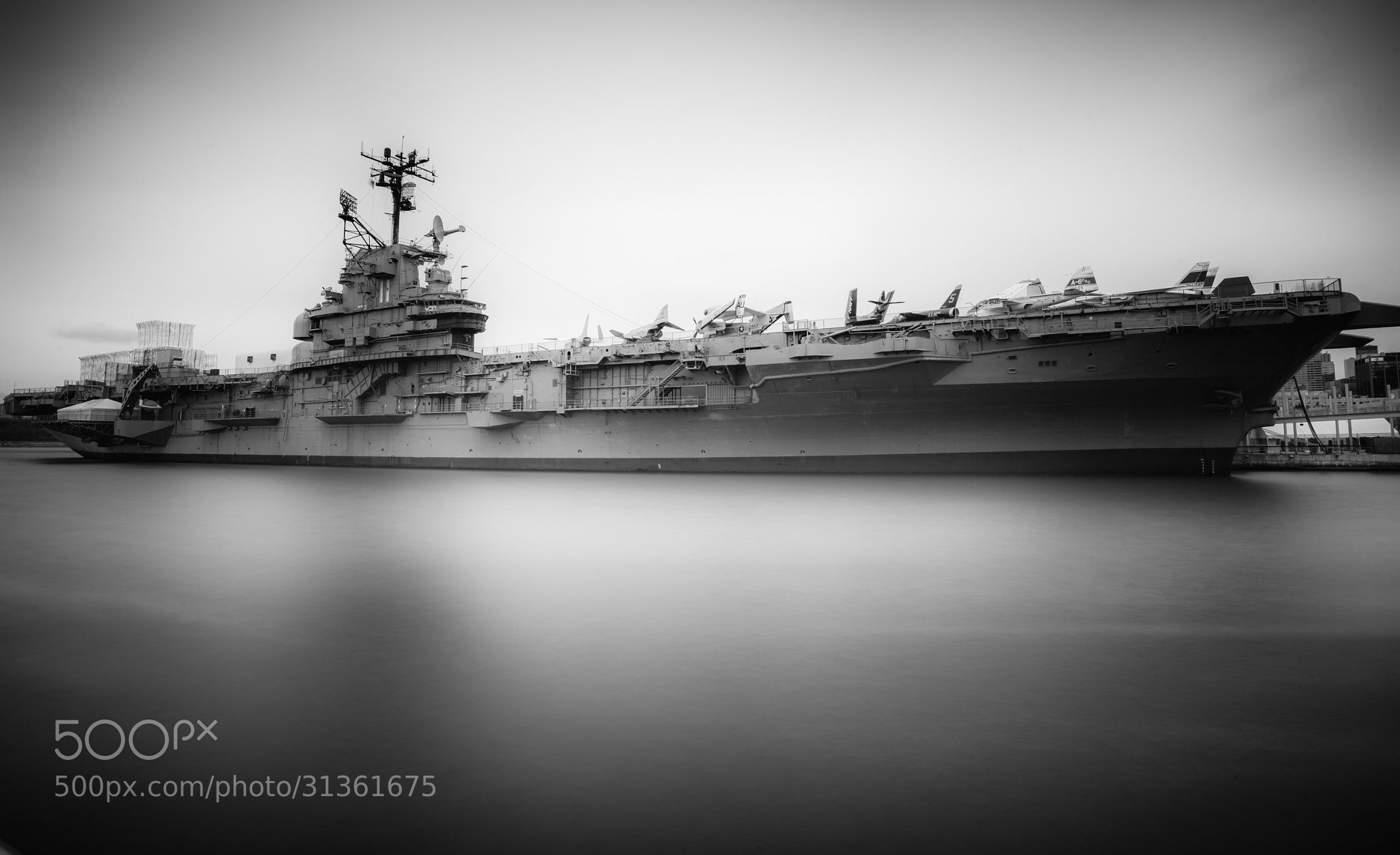 Photograph The Intrepid by Farouk Cherchali on 500px
