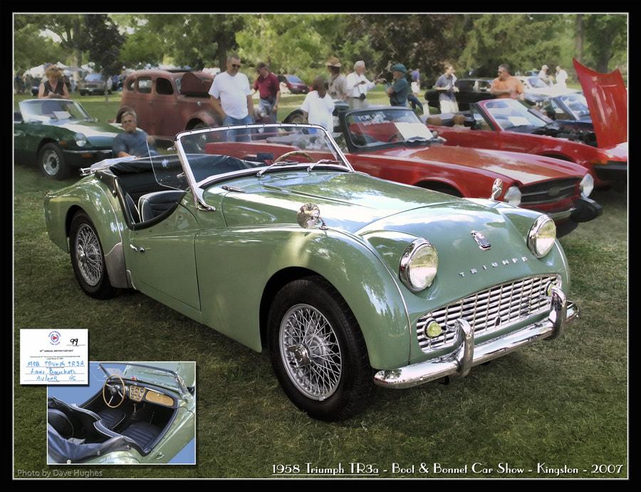 1958 TR3a