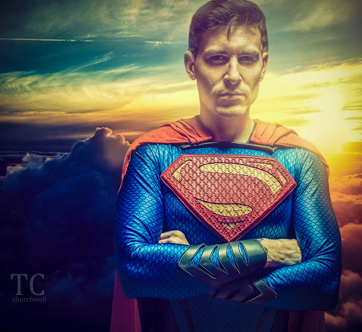 Photograph SuperMan by Thomas Churchwell on 500px