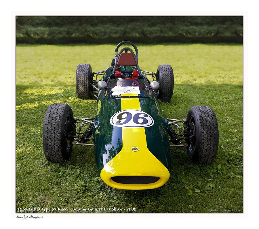 Lotus 57 Racer