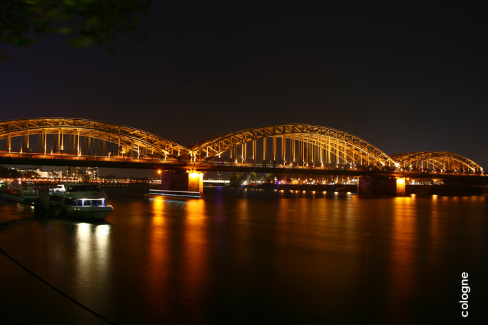 Photograph cologne...lonely night by JoeLeong  on 500px