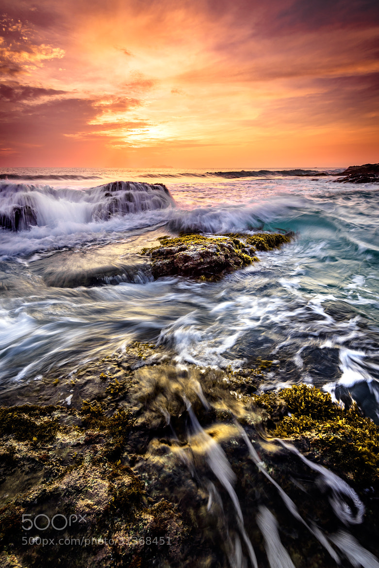 Photograph bay of gold by Mk Azmi on 500px