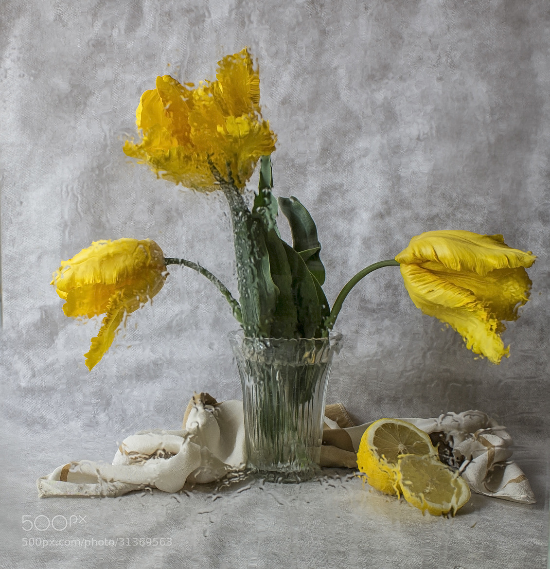 Photograph yellow by INNA SAYGALO on 500px