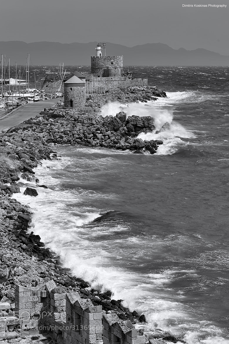 Photograph Εven in winter the island of Rhodes is beautiful by Dimitris Koskinas on 500px